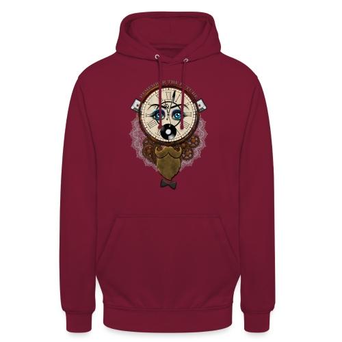 Remember the Futur 'pour couleur Foncée' - Sweat-shirt à capuche unisexe
