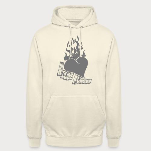 6157297 118653652 wilde flamme tatto - Unisex Hoodie