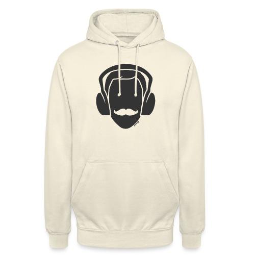 Moustachu Song (H) - Sweat-shirt à capuche unisexe