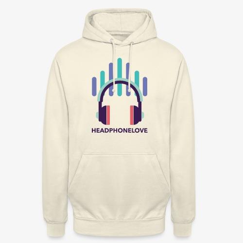 headphonelove - Unisex Hoodie