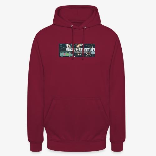 BeFunky Design - Sweat-shirt à capuche unisexe