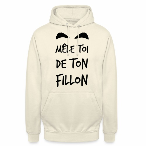 Mele_toi_de_ton_fillon_ - Sweat-shirt à capuche unisexe