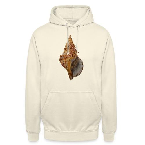 Big Shell - Sweat-shirt à capuche unisexe