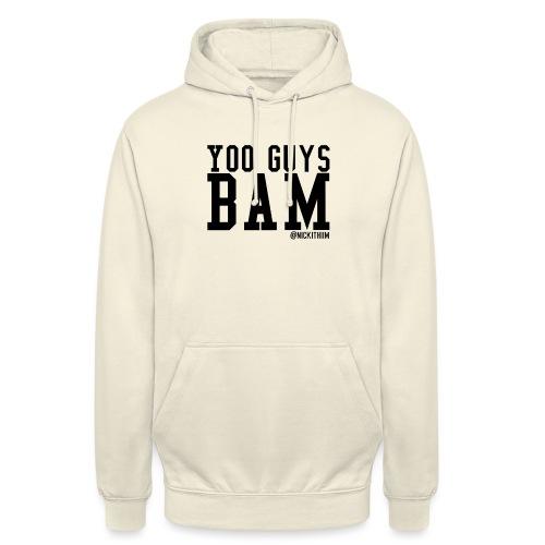 BAM! - Unisex Hoodie