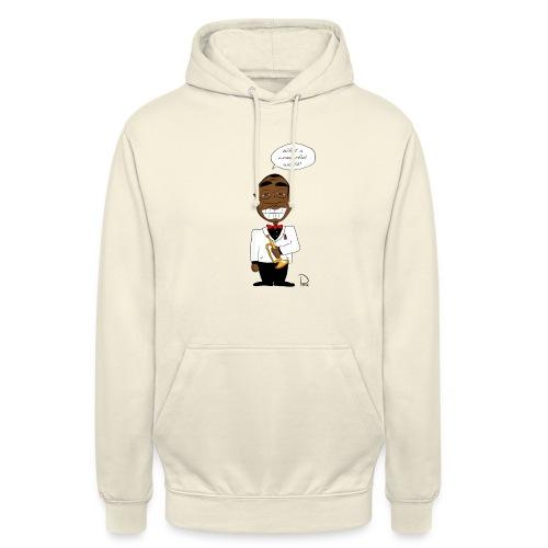 Louis Armstrong - Unisex Hoodie