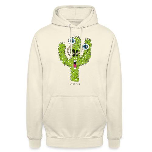 Mystified Cactus - Hoodie unisex