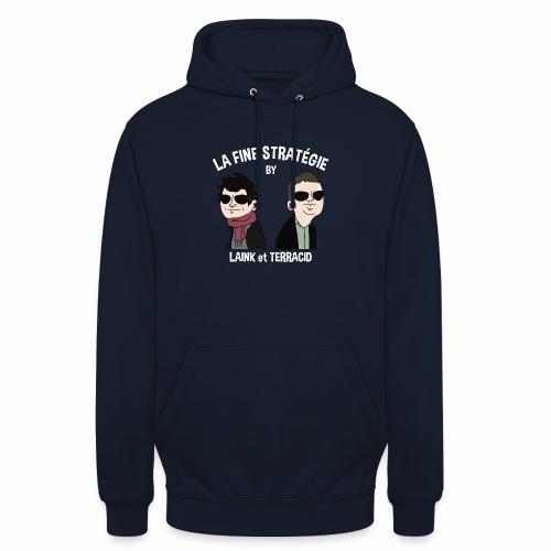 lafinestratégie - Sweat-shirt à capuche unisexe