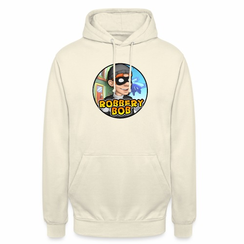Robbery Bob Button - Unisex Hoodie