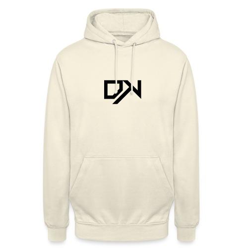 DewKee Logo T-Shirt Black - Unisex Hoodie
