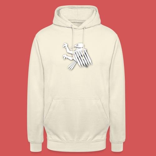 Nörthstat Group ™ White Alaeagle - Unisex Hoodie