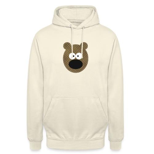 Little Bear - Felpa con cappuccio unisex