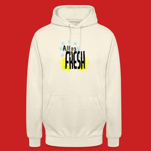 Alles Fresh / Frisch Sommer Eis - Unisex Hoodie