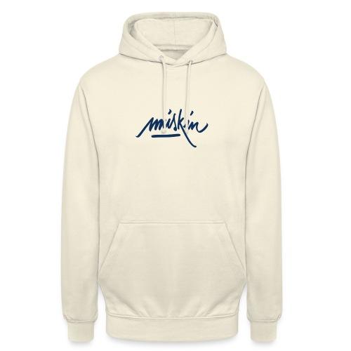 T-Shirt Miskin - Sweat-shirt à capuche unisexe
