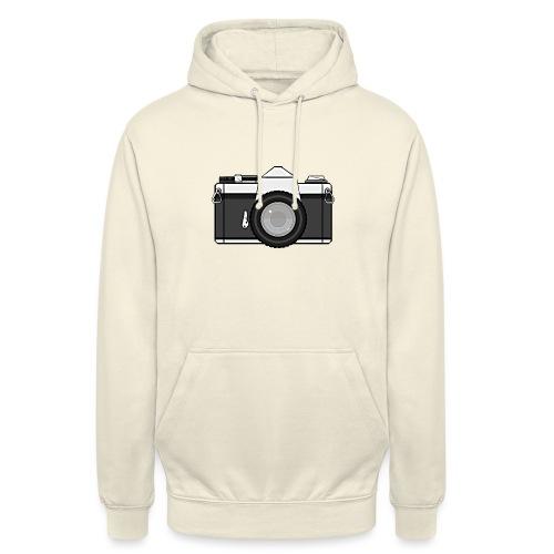 Shot Your Photo - Felpa con cappuccio unisex