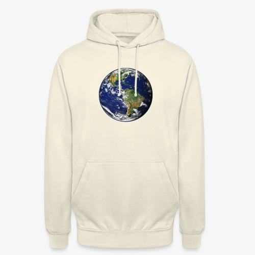 Earth png - Unisex Hoodie