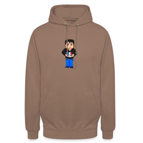 MaximeGaming - Sweat-shirt à capuche unisexe