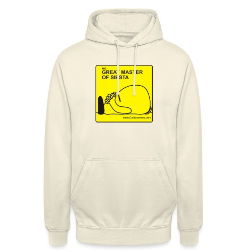 Great Master of Siesta - Unisex Hoodie