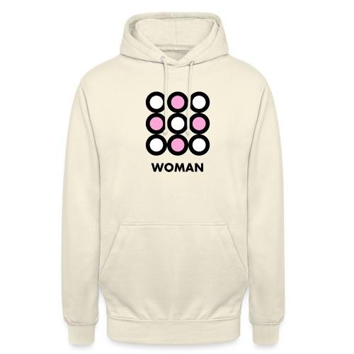 Woman - Felpa con cappuccio unisex