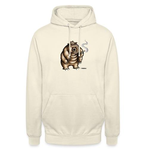 Smokey the Water Bear - Unisex Hoodie