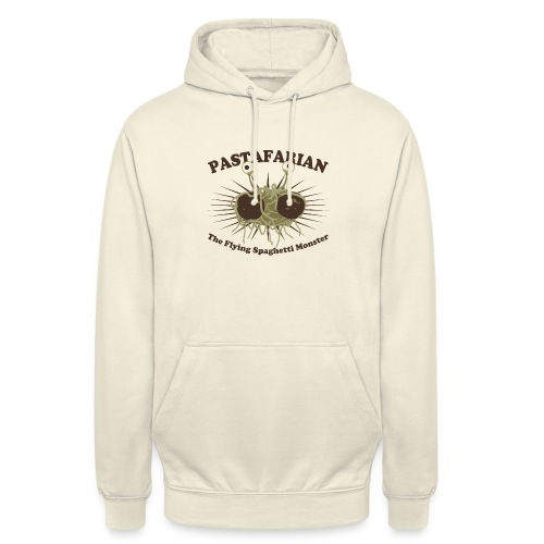 The Flying Spaghetti Monster - Unisex Hoodie