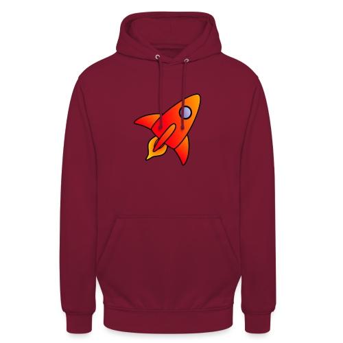 Red Rocket - Unisex Hoodie