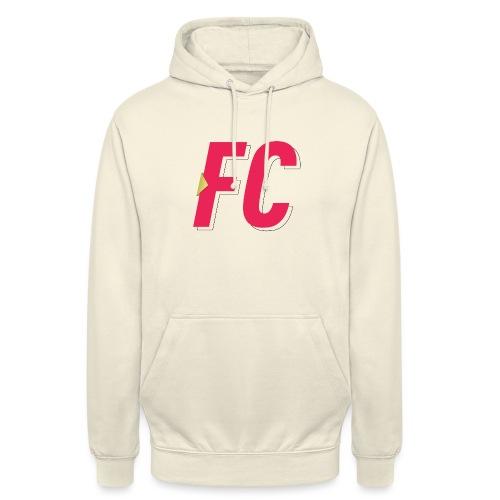 FC Logo - Hættetrøje unisex