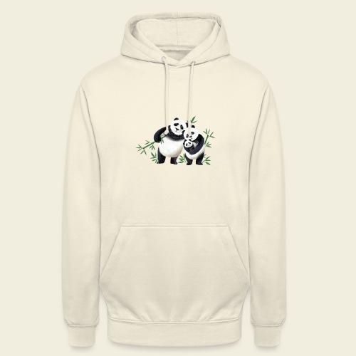 Pandafamilie Baby - Unisex Hoodie