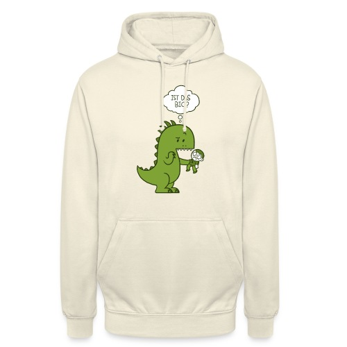 Bio-Dinosaurier - Unisex Hoodie