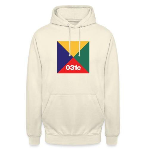 multicolor - Sweat-shirt à capuche unisexe