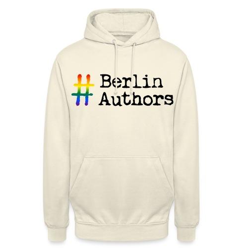 BerlinAuthors Logo Rainbow - Unisex Hoodie