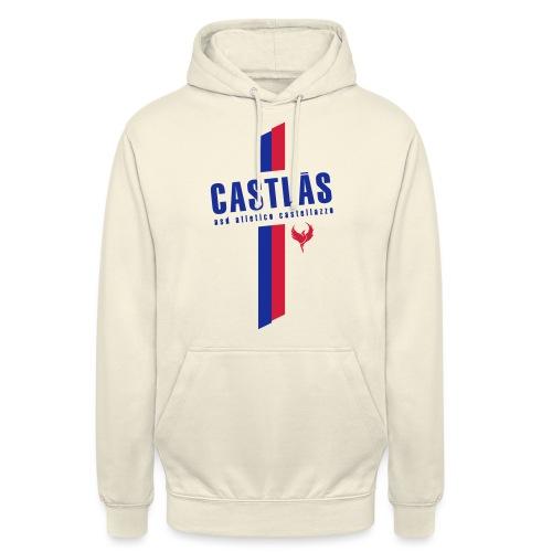 CASTLAS - Felpa con cappuccio unisex
