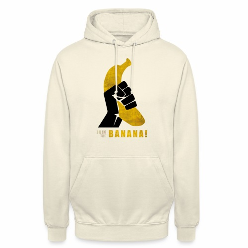 Join the Banana ! Wankil - Sweat-shirt à capuche unisexe