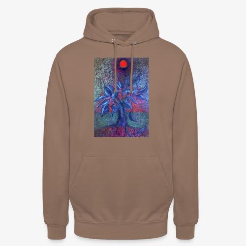 DrzewoKwiat - Bluza z kapturem typu unisex