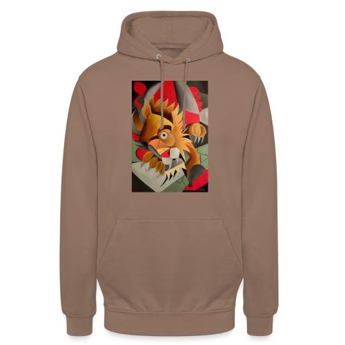 leone - Felpa con cappuccio unisex