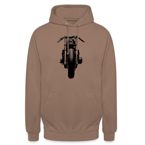 Motorcycle Front - Unisex Hoodie