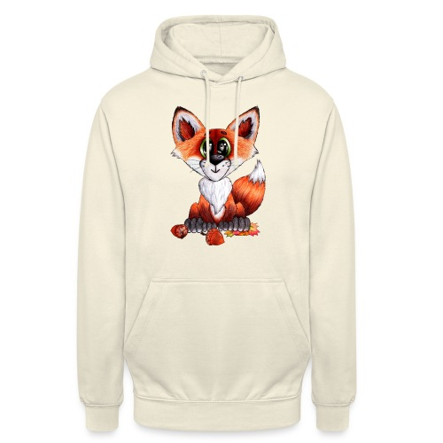 """llwynogyn - a little red fox - Huppari """"unisex"""""""