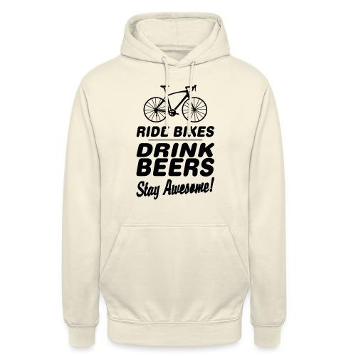 BBB ride bikes - Unisex Hoodie