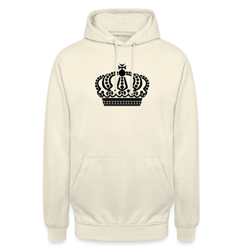 kroon keep calm - Hoodie unisex