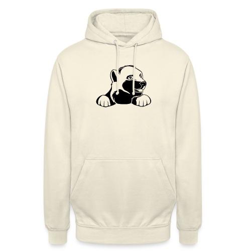 ijsbeer shirt - Hoodie unisex