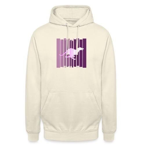Sighthound In Purple Women's T - Unisex Hoodie