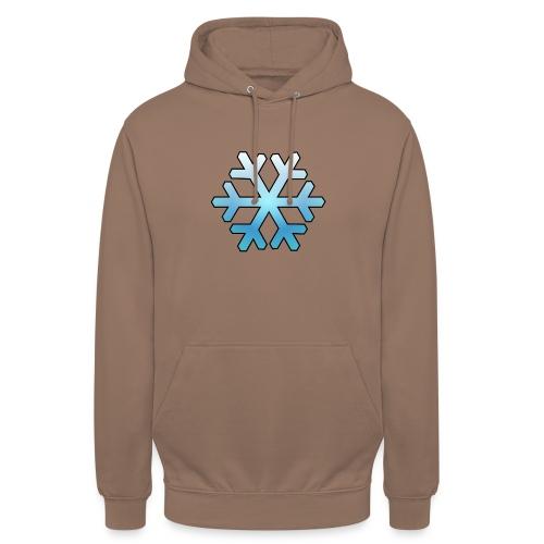 Schneeflocke - Unisex Hoodie