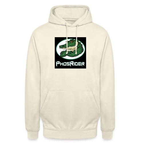 PhosRider - Sweat-shirt à capuche unisexe