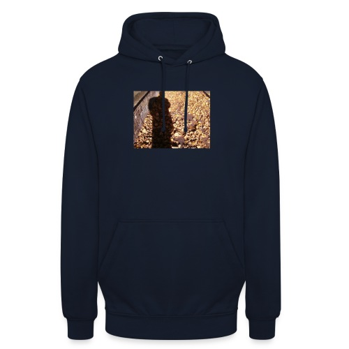 THE GREEN MAN IS MADE OF AUTUMN LEAVES - Unisex Hoodie