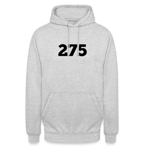 275 - Unisex Hoodie