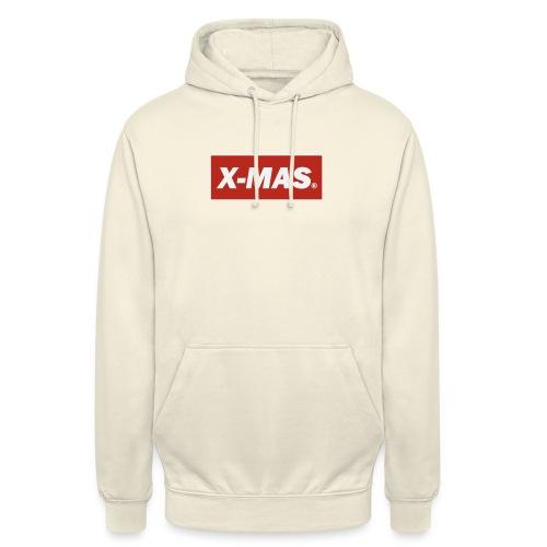 X Mas - Unisex Hoodie