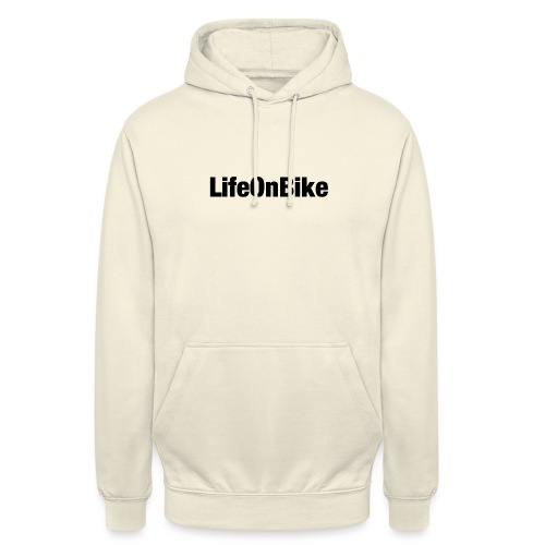 LifeOnBike - Unisex Hoodie