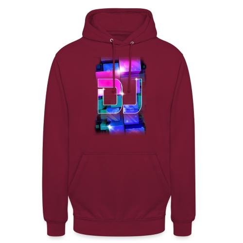 DJ by Florian VIRIOT - Sweat-shirt à capuche unisexe