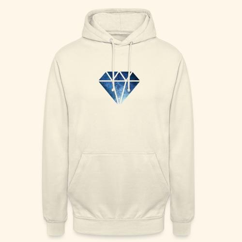 Galaxie Diamant - Unisex Hoodie