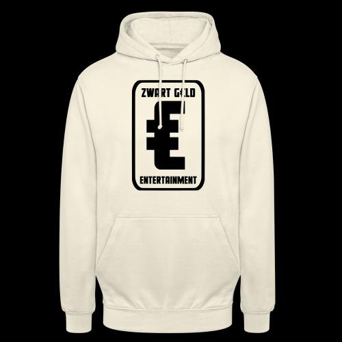 ZwartGeld Logo Sweater - Hoodie unisex