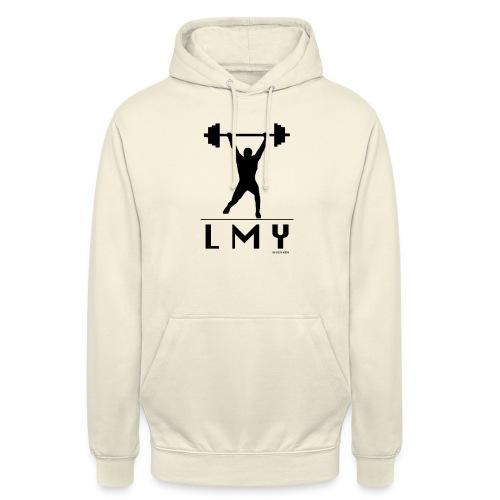 170106 LMY t shirt vorne png - Unisex Hoodie